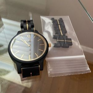 Jord watch with extra links